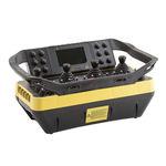 radiocomando per rimorchio di manutenzione / per porto / a pulsanti / con joystick