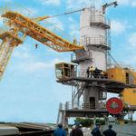 scaricatore di navi pneumatico / mobile