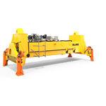 Spreader per portainer di scarico / per container pieni / telescopico / elettroidraulico Crane spreader model 8315 ELME Spreader AB