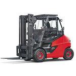 Carrello elevatore per stazioni marittime / Ro-Ro E 60-80/900 LINDE Heavy Truck Division