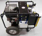 unità energetica idraulica per barca anti-inquinamento / per porti e terminali / con motore elettrico / con motore diesel