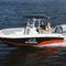 barca open fuoribordo / con console centrale / max. 8 persone / con T-top202 FISHERMAN Wellcraft