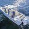 Barca open fuoribordo / bimotore / da pesca sportiva / con T-top 334 CC Mako Marine