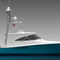 Cabinato entrobordo / open / da pesca sportiva 44O  Viking Yachts