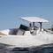 barca open fuoribordo / con console centrale / da pesca sportiva / max. 12 persone