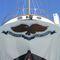 sailing-yacht tradizionale / con pozzetto centrale / ketch