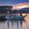 bass boat fuoribordo / con dual console / da pesca sportiva / max. 6 persone