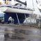 Invasi per barche / fissi Eight Leg Jacobs boat cradle