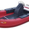 barca open fuoribordo / con console laterale / rotostampata