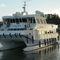 barca per trasporto passeggeri catamarano / entrobordoCAROU 60Astilleros Carou