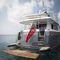 motor-yacht da crociera / per spedizione / con fly / raised pilothouse