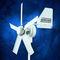 Albero per centrale eolica / in alluminio Seaview