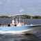barca open fuoribordo / con console centrale / open / da pesca sportiva