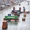 veicolo a guida automatica a guida automatica / per containerKonecranes