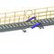 passerella per pontile / per nave / telescopica / articolata