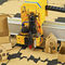 banco da taglio CNC / ad aspirazione / per cantiere navaleElektron B2 Sample MakerAERONAUT