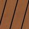 pannello per rivestimento ponti / in laminato / sintetico / flessibile