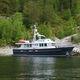 motor-yacht da crociera / trawler / con fly