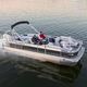 pontoon boat fuoribordo / tri-tube / da wakeboard / max. 12 persone