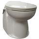 WC marino / con aspirazione per il vuoto / elettrico / standard