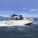 barca open fuoribordo / bimotore / open / con console centrale