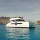 cabinato catamarano / entrobordo / con fly / con 2 cabine