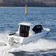cabin-cruiser fuoribordo / hard-top / con cabina di pilotaggio / da pesca sportiva