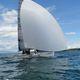 barca a vela da regata / con poppa aperta / con foil