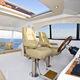 sedile pilota / per barca / per yacht / con braccioli