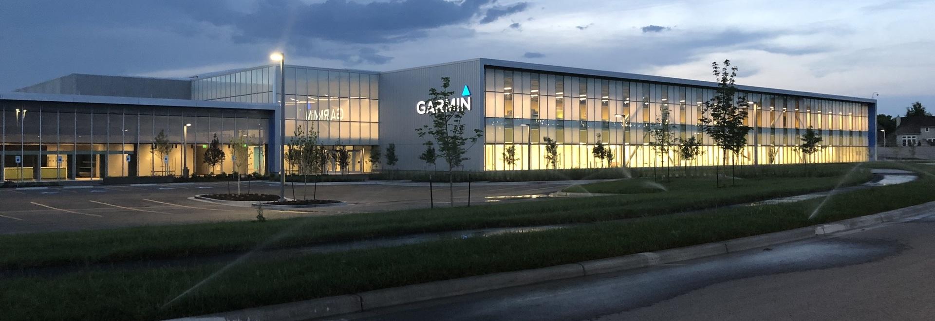 Garmin apre la nuova istallazione industriale