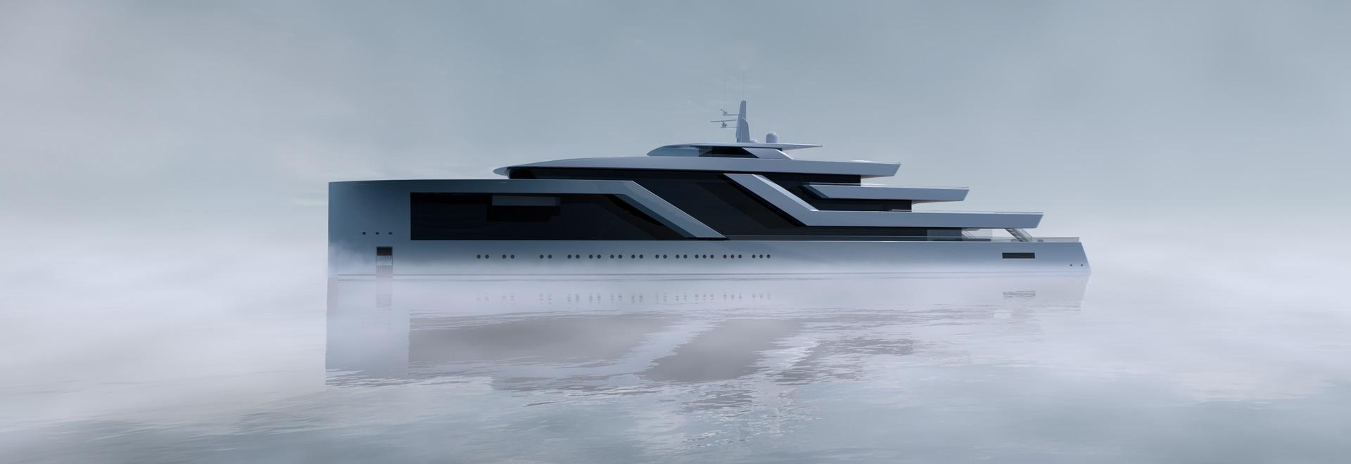 Isaac Burrough Design rivela il nuovo concetto di 100m