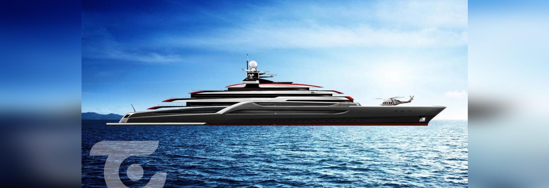 Lürssen per sviluppare nuovo progetto del superyacht di 116m con Moran