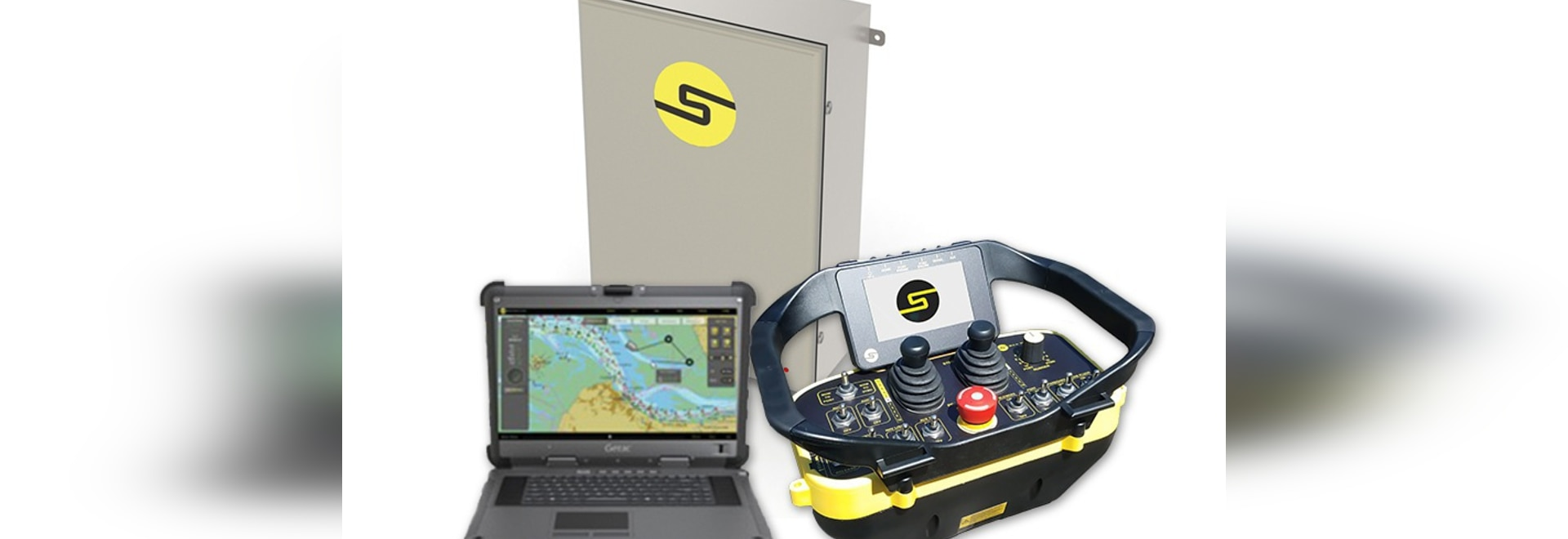Il mare lavora la tecnologia a macchina autonoma completa le prove in mare