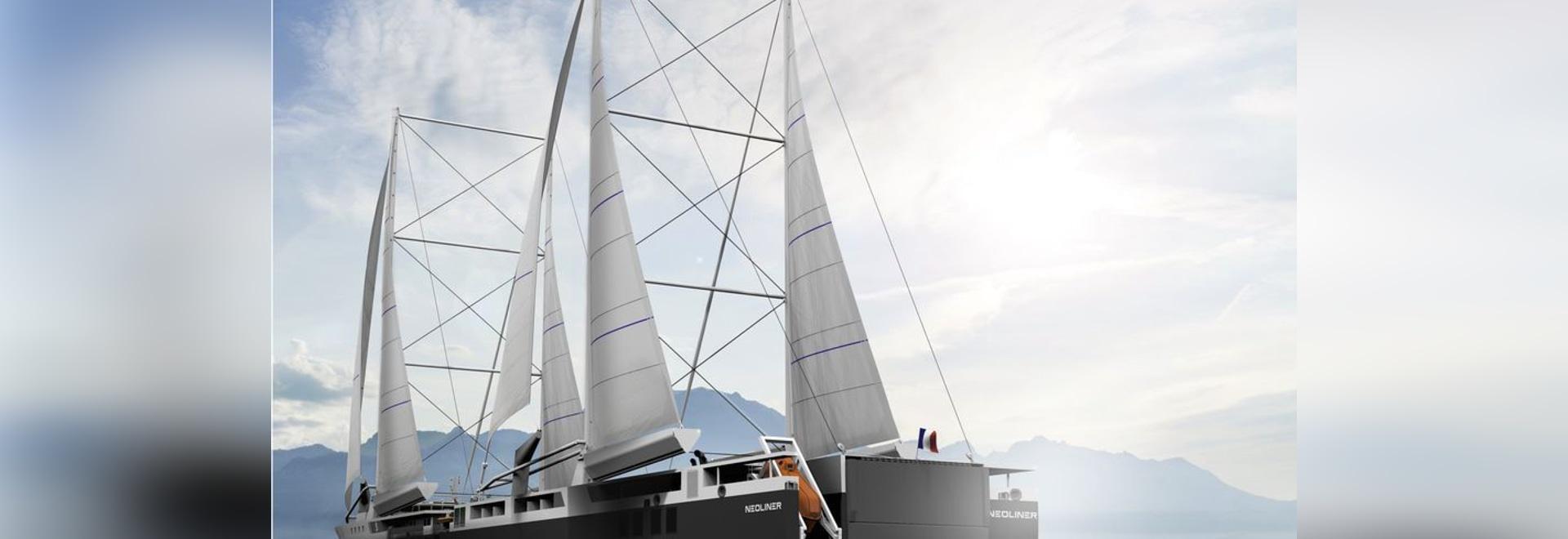 Partner di Neoline e di Renault per sviluppare le navi da carico sostenibile alimentate