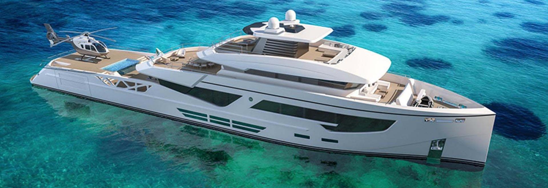 Rosetti Superyachts rivela il nuovo concetto di 52m
