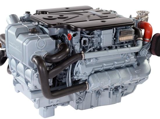 Motore di T8V.370 Nanni