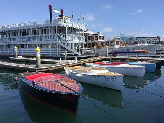 Barche elettriche di alta qualità