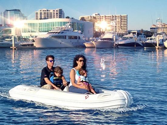 Jet Tender Boats elettrica