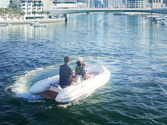 NUOVO: barca gonfiabile elettrica in BARCHE di ASIS
