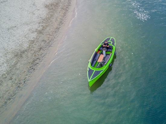 Barche elettriche ecologiche
