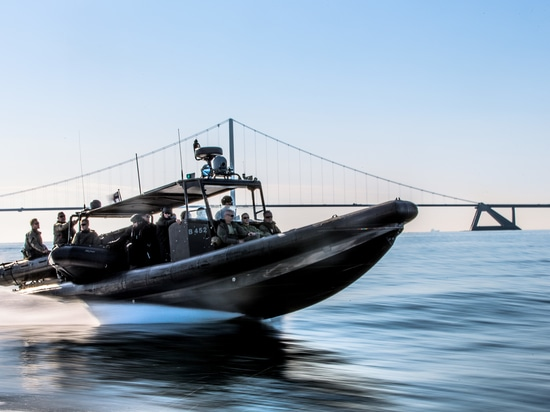 34 operazioni speciali RHIBs per i UAE