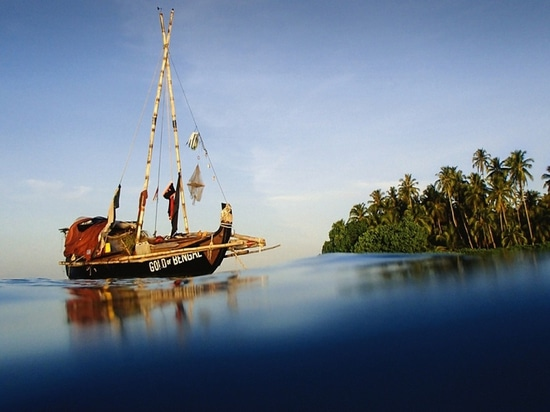 Tara Tari ed oro del Bengala, barche a vela della fibra del jube (cortesia di oro del Bengala)