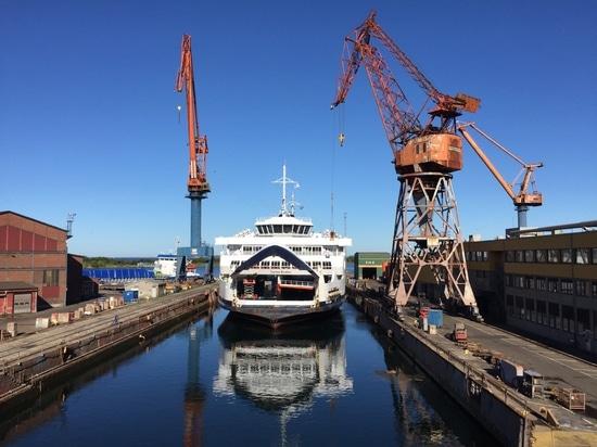 HH Ferries Tycho Brahe sarà il primo da convertire (cortesia di ABB)