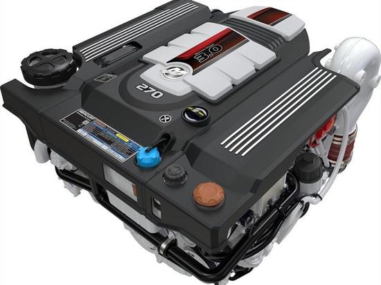 Mercury Marine ha introdotto una nuova linea di tre motori diesel di litro
