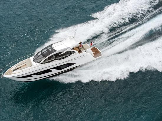 Sunseeker sta concentrandosi sul ristabilire la sua marca nel segmento della più piccola barca