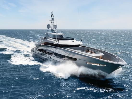 Heesen consegna il quarto superyacht dell'anno