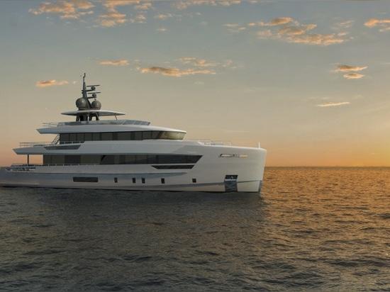 Lanci LOV 38 degli yacht di Lynx