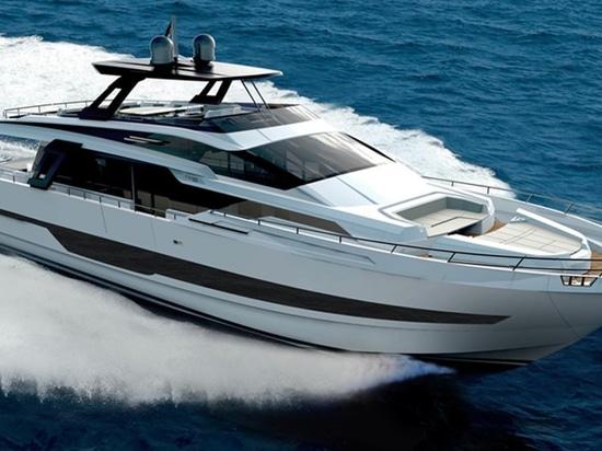 Nave ammiraglia F920 dei lanci degli yacht del caimano nuova