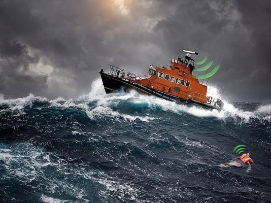 Nuovi sistemi marittimi del radar di salvataggio lanciati