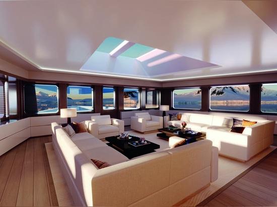 Damen rivela la nuova progettazione di SeaXplorer 75